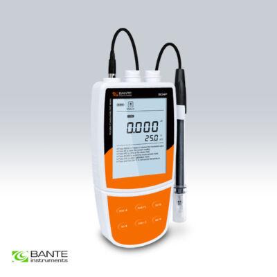 BANTE Instruments Bante904P Hordozható elektrokémiai multiméter