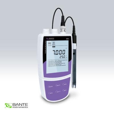 Bante Instruments Bante320 Terepi pH-Ion mérő készülék