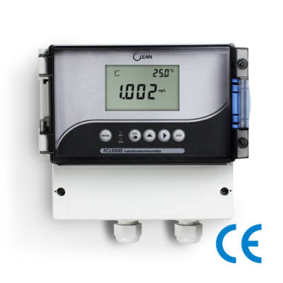 FCL5500 Free Chlorine Controller / Transmitter
