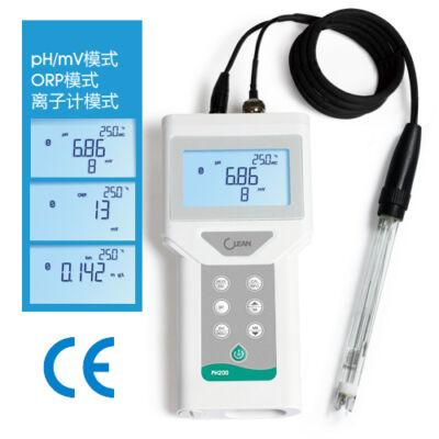 CLEAN PH200 ion Versatile Water Analysis Meter