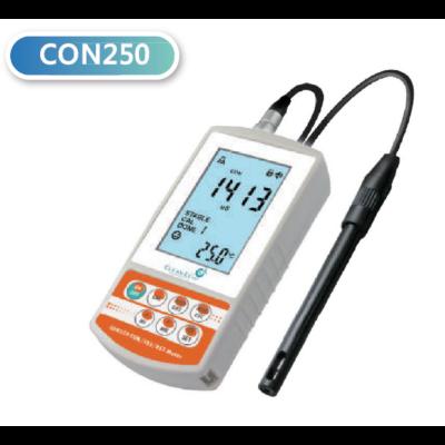 Clean L'eau CON250 terepi vezetőképesség mérő készülék