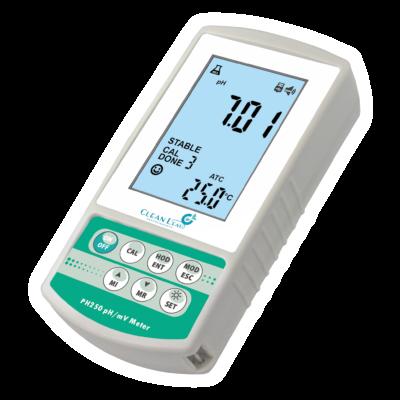 CLEAN PH250 Portable pH Meter