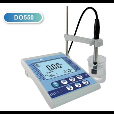 Clean L'eau DO550 asztali oldott oxigén mérő