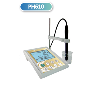 Clean L'eau PH610  Asztali pH mérő készülék