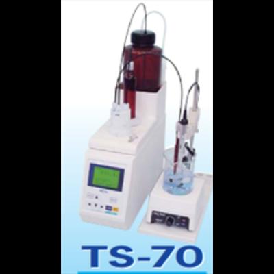 TS-70 Sótartalom meghatározás
