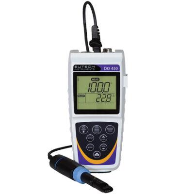 Eutech DO450 Hordozható oldott oxigén mérő készülék