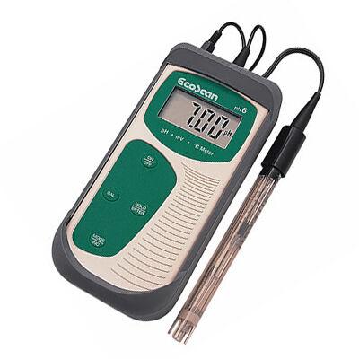 Eutech EcoScan pH5 Terepi pH mérő készülék