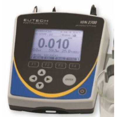 EUTECH Instruments ION2700 Asztali pH/ion mérő készülék