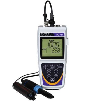 EUTECH PD450 Hordozható elektrokémiai multiméter