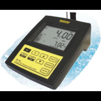 Milwaukee Mi160 Asztali pH/ion mérő készülék