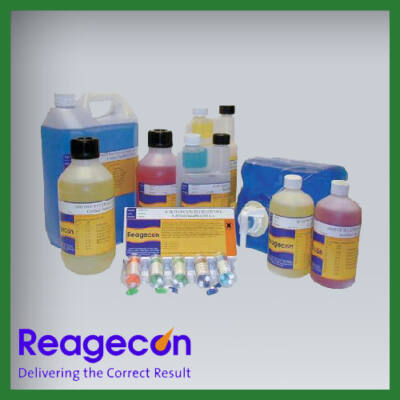 pH Buffer Solution pH 9.00 ± 0.01 @ 20°C (Blue), ISO17025 certified, NIST traceable