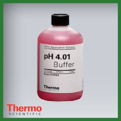 PH 4.01 BUFFER COLOR-RED 475ML