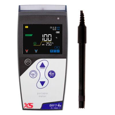 XS Instruments Oxy7 Vio Hordozható oldott oxigén mérő