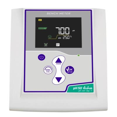 XS Instruments pH50 VioLab Asztali pH mérő készülék