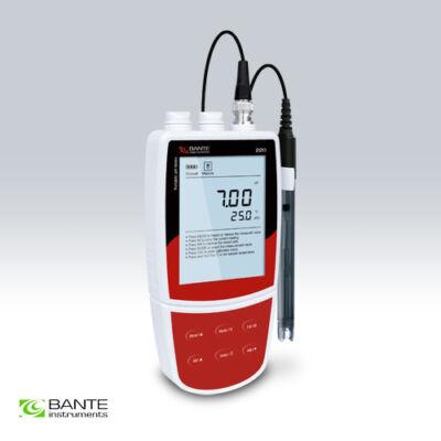 Bante Instruments Bante220 Terepi pH mérő készülék