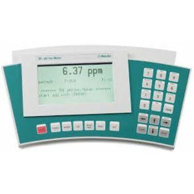 Metrohm 780 Asztali pH mérő készülék